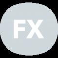 Folder x grey